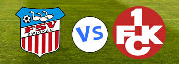 Wett Tipps 3 Liga FSV Zwickau gegen 1 FC Kaiserslautern