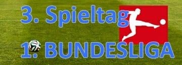 Wett Tipps Bundesliga 3 Spieltag