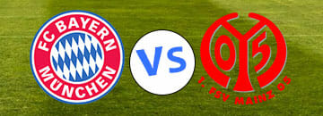 Wett Tipps Bundesliga Bayern München gegen FSV Mainz