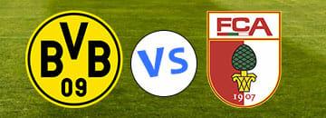 Wett Tipps Bundesliga Borussia Dortmund gegen FC Augsburg