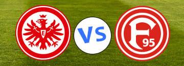 Wett Tipps Bundesliga Eintracht Frankfurt gegen Fortuna Duesseldorf