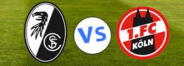 Wett Tipps Bundesliga SC Freiburg gegen 1 FC Koeln