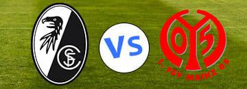 Wett Tipps Bundesliga SC Freiburg gegen Mainz 05