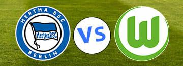 Wett Tipps Bundesliga Herta BSC Berlin gegen VfL Wolfsburg