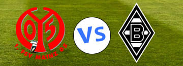 Wett Tipps Bundesliga FSV Mainz 05 gegen Borussia Moenchengladbach