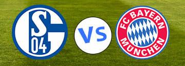Wett Tipps Bundesliga Schalke 04 gegen Bayern Muenchen