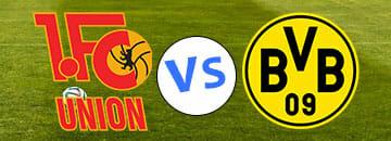 Wett Tipps Bundesliga FC Union Berlin gegen Borussia Dortmund