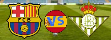 Wett Tipps International FC Barcelona gegen Betis Sevilla