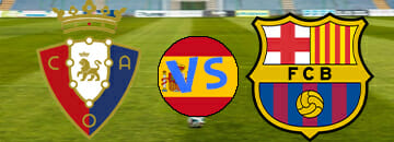 Wett Tipps International CA Osasuna gegen FC Barcelona