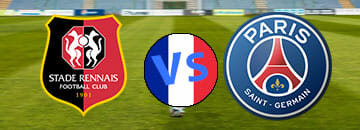 Wett Tipps Stade Rennais gegen Paris Saint Germain
