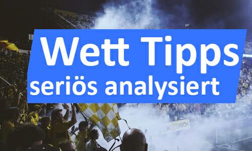 Wett Tipps