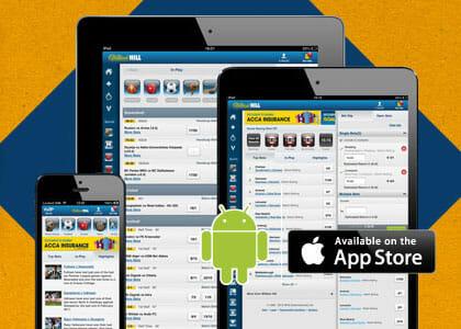 William Hill Sport App