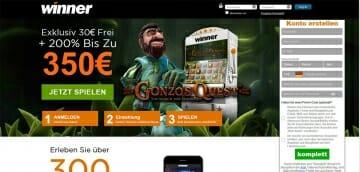 Winner Sportwetten Casino Bonus